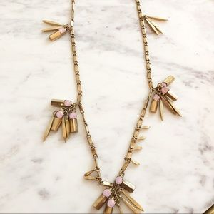 Jewelry - Pink Pineapple | Long Statement Necklace